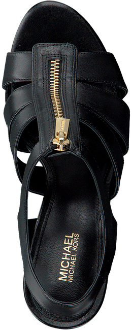 Zwarte MICHAEL KORS Sandalen DAMITA SANDAL  - large