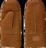 Cognac WARMBAT Handschoenen MITTENS WOMEN  - small