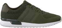 Groene BJORN BORG Lage sneakers R130 SKT M  - medium