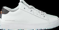 Witte HUB Lage sneakers HOOK LW LOGO - medium