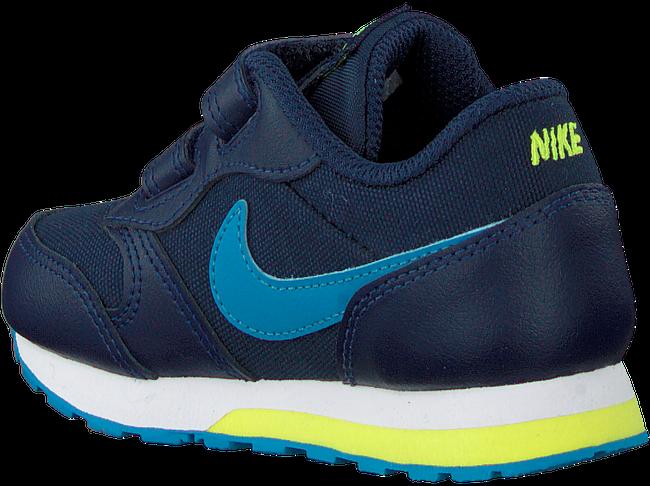 Blauwe NIKE Lage sneakers MD RUNNER 2 (TDV)  - large