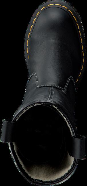 Zwarte DR MARTENS Lange laarzen BELSAY STEEL TOE - large