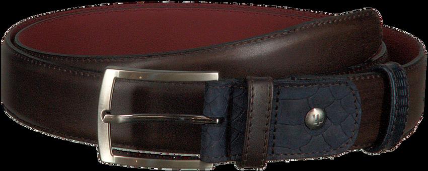 Bruine FLORIS VAN BOMMEL Riem 75160  - larger