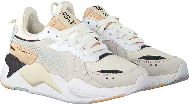 Witte PUMA Lage sneakers RS-X REINVENT WN'S  - large