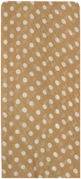 Gouden ROMANO SHAWLS AMSTERDAM Sjaal SHAWL DOTS  - medium