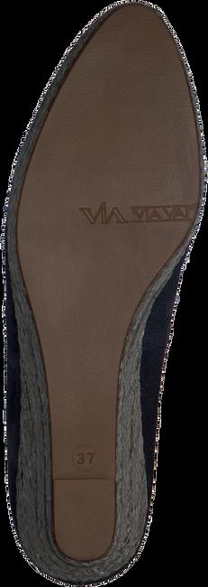 Blauwe VIA VAI Espadrilles 4601050  - large