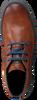 Cognac FLORIS VAN BOMMEL Enkelboots 10945  - small