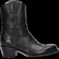 Zwarte SENDRA Cowboylaarzen 17763  - medium