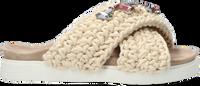 Beige INUIKII Slippers WOVEN STONE - medium