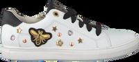 Witte BRAQEEZ Sneakers LEXI LOUWIES  - medium