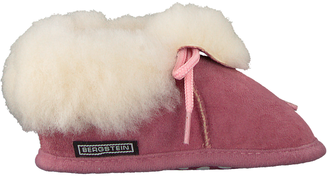Roze BERGSTEIN Babyschoenen BAMBI  - large