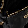 Zwarte DEPECHE Schoudertas SMALL BAG MINI CLUTCH - small