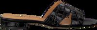 Zwarte NOTRE-V Slippers 2213  - medium