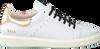 Witte NUBIKK Sneakers NOAH CLASSIC LACE  - small