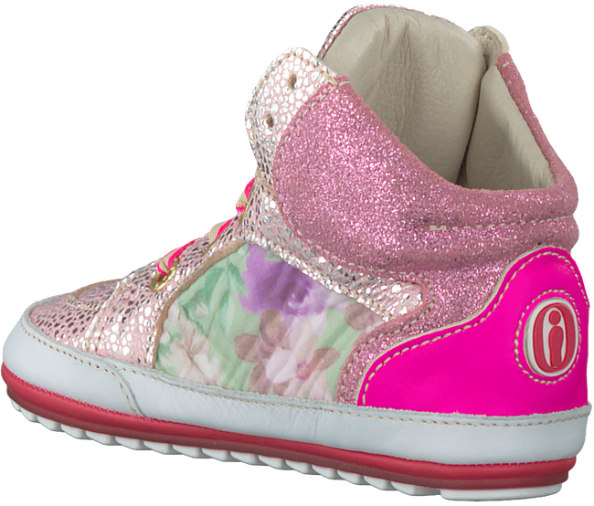 Roze SHOESME Babyschoenen BP6S026  - large