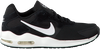 Zwarte NIKE Sneakers AIR MAX GUILE WMNS - small