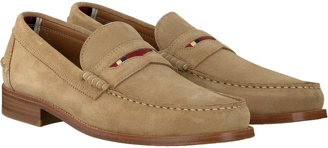 Beige SCOTCH & SODA Loafers REUS  - large