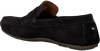 Blauwe TOMMY HILFIGER Mocassins CLASSIC SUEDE PENNY LOAFER  - small