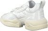 Witte ADIDAS Lage sneakers SUPERCOURT RX W  - small