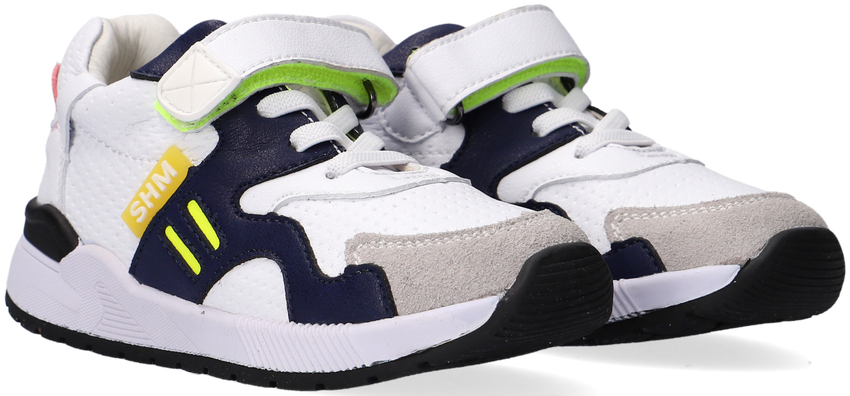 Witte SHOESME Lage sneakers SHOESME TRAINERS  - larger