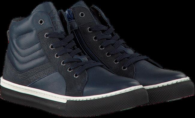 Blauwe TRACKSTYLE Sneakers 317887  - large