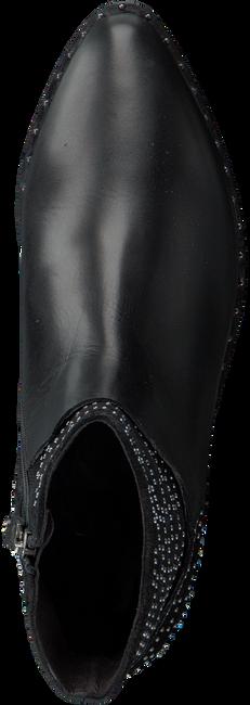 Zwarte ELVIO ZANON Enkellaarsjes 5202  - large
