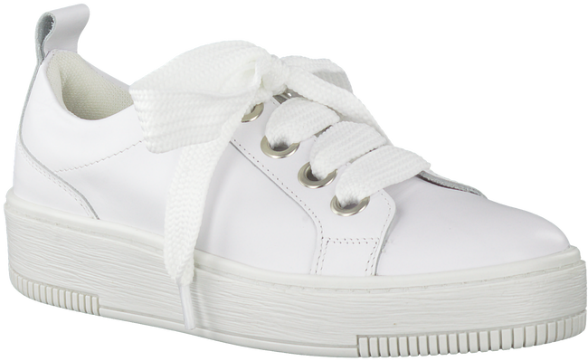 Witte PS POELMAN Sneakers 5123  - large