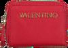 Rode VALENTINO HANDBAGS Portemonnee VPS1IJ139 - small