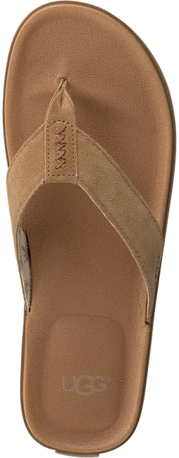 cognac UGG Slippers BEACH FLIP  - large