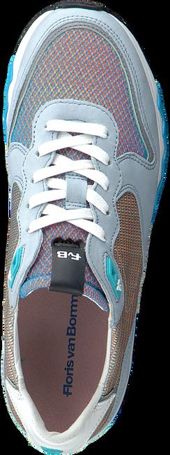 Blauwe FLORIS VAN BOMMEL Lage sneakers 85302  - large