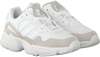 Witte ADIDAS Sneakers YUNG-96 J  - small