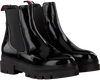 Zwarte TOMMY HILFIGER Chelsea boots CLASSIC CHELSEA  - small
