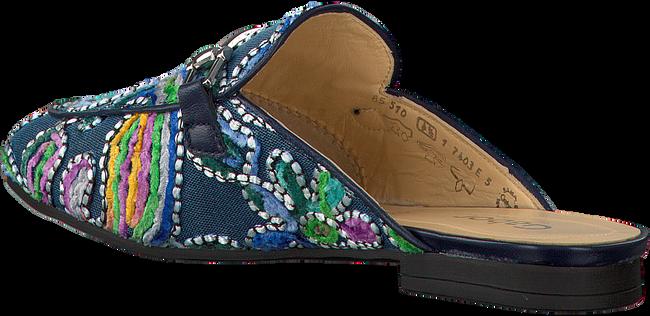 Blauwe GABOR Loafers 510 - large