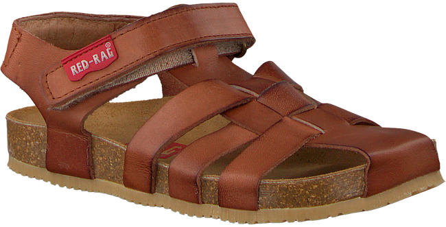 Cognac RED RAG Sandalen 19091 - large