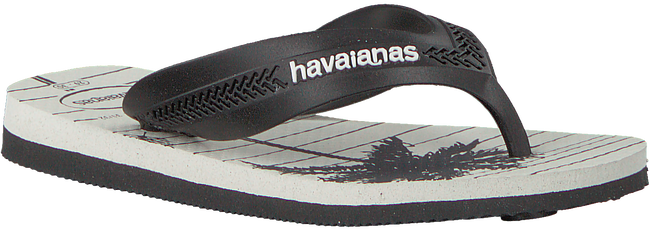 Zwarte HAVAIANAS Slippers KIDS MAX TREND  - large