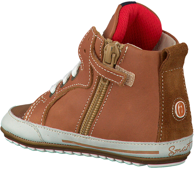 Cognac SHOESME Babyschoenen BP7W002  - large
