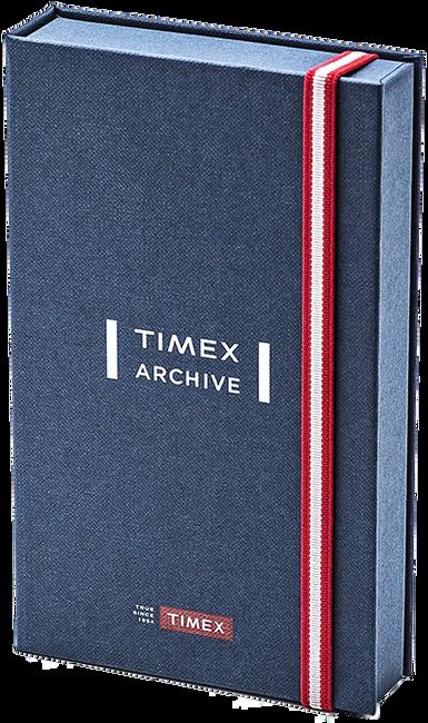 TIMEX HORLOGE WATERBURY DATE - large