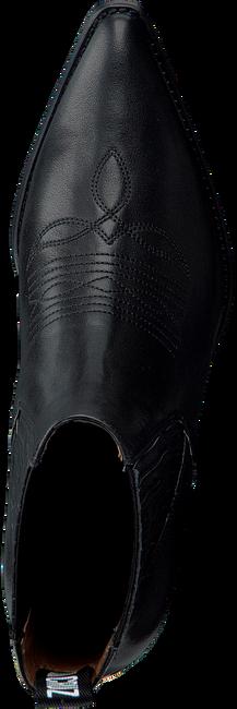 Zwarte LOLA CRUZ Enkellaarzen 294T10BK  - large
