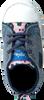 Blauwe VINGINO Babyschoenen LOLA - small