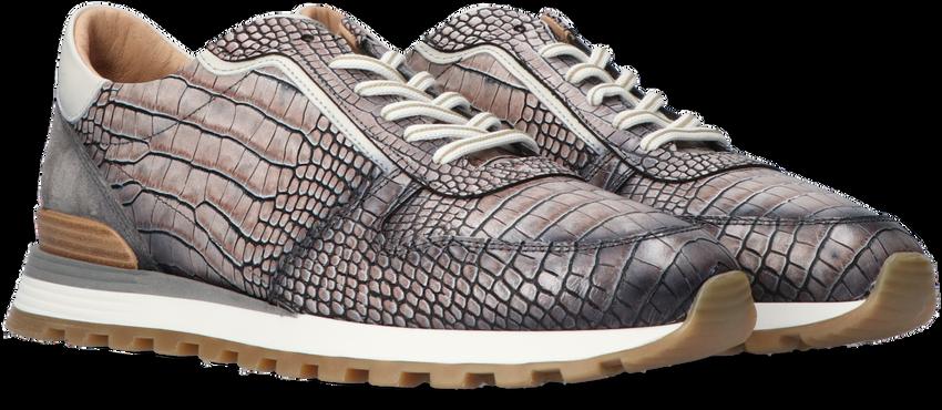 Grijze GIORGIO Lage sneakers 87520  - larger