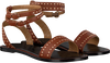 Cognac DUNE LONDON Sandalen LAGOMA - small