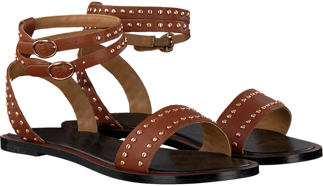 Cognac DUNE LONDON Sandalen LAGOMA - large