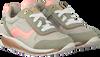 Groene BRAQEEZ Sneakers VEERLE VIVA  - small