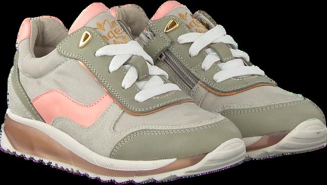 Groene BRAQEEZ Sneakers VEERLE VIVA  - large