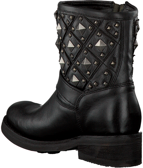 Zwarte ASH Biker boots TRONE DESTROYER  - large