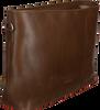 Bruine MYOMY Schoudertas MY PAPER BAG WRAPPED CROSSBODY  - small