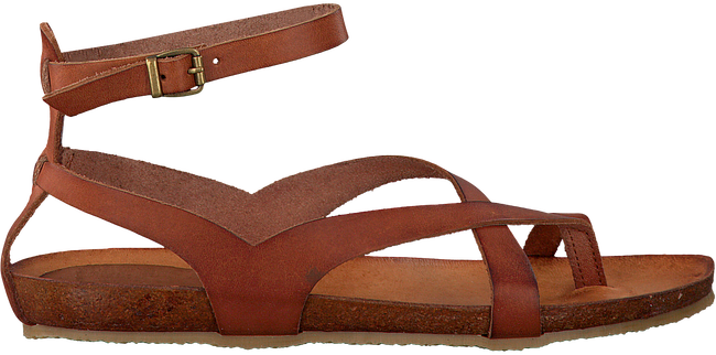 Cognac RED RAG Sandalen 79128 - large