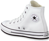 Witte CONVERSE Sneakers ALL STAR PLATFORM EVA-HI-  - small