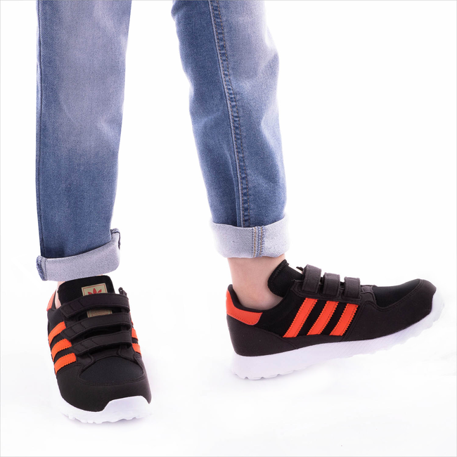 Zwarte ADIDAS Sneakers FOREST GROVE CF C  - large