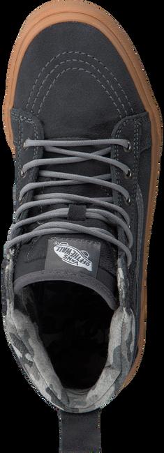 Grijze VANS Sneakers UY SK8-HI KIDS  - large